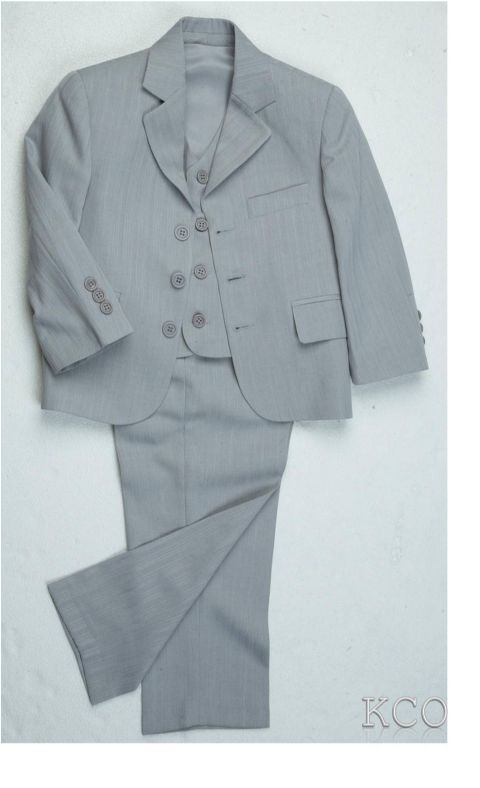 Anthony Grey~ 3 Piece Boys Suits